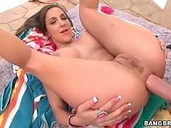 Amateur buddy wants his whore to not sto...