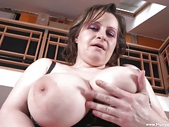 Traci is always hungry for cock and when...