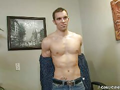 What a physique this hunk has! He's got a well-developed chest, six pack abs, a great smile, and not to mention a gorgeous ass and a big dick that he loves to show off to you! Cody Cummings is a bisexual stallion who loves to have sex, whether he's poundi