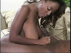 The naughtiest black bitches on the scene are sucking dick and getting completely cock stuffed. They've got milk chocolate nipples, big juicy ghetto booties, and luscious full-bodied lips. You know you can't resist their exotic dark looks and their sassy
