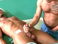 Amateur gay is here to suck his big cock