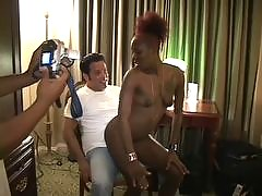 The site presents exclusive DVD of dozens of extremely fuckable ebony babes, which will amaze you with their awesome big juicy ass and big all natural boobs! Its a crime to pass by such fantastic looking black bitches who simply radiate a desire to fuck.