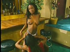 This rare niche site features ebony girl...