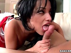 In this porn video you can see winning Abella