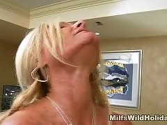 These crazy MILFs are going out on vacation and fucking their way across the planet! They're on holiday and they are kicking their shoes off and getting completely nasty. You won't believe all of the dirty things these mature babes will do. Watch these mo